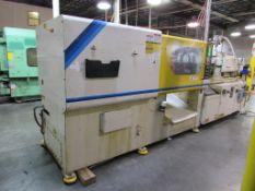 (1) 1998 Mitsubishi 210MJ2-17C, 210 Ton Injection Molding Machine