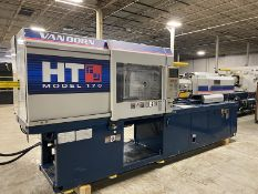 (1) 2002 Van Dorn 170HT720, 170 Ton Injection Molding Machine