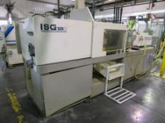 (1) 1998 Toshiba ISG120NV10-5A, 120 Ton Injection Molding Machine