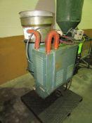 (1) Whitlock Model SB-40-P Material Dryer