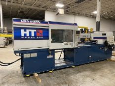 (1) 2002 Van Dorn 230HT1220, 230 Ton Injection Molding Machine