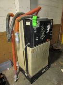 (1) Whitlock Model DB-200 Dehumidifying Material Dryer