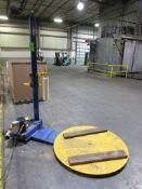 (1) Electric Pallet Wrapper