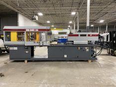 (1) 1999 Van Dorn 230HT1220, 230 Ton Injection Molding Machine