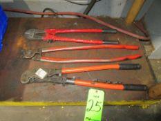 (3) Compression/Cutting Tools