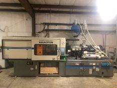 (1) 1996 Milacron VT300-21, 300 Ton Injection Molding Machine