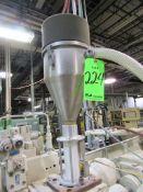 (1) Plastic Process Equipment Model MVL2 Vacuum Loader