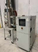 (1) 2010 Comet SD-150H Honeycomb Dryer with Hot Air Hopper
