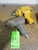 """(2) Ingersoll Rand 3/4"""" Drive Pneumatic Impact Wrenches"""