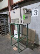 (1) AEC Model HA225 Hot Air Dryer