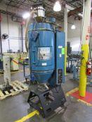 (1) 2005 Novatec Model M-100R Material Dryer