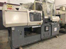 Nissei PS60E, 60 Ton Injection Molding Machine