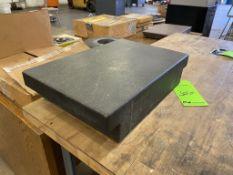 Rahn Granite Surface Plate