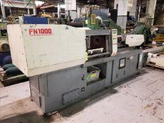 Nissei FN1000, 89 Ton Injection Molding Machine