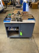 Storage Cabinet with Erowa Tool Holders