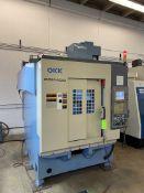 OKK DGM 400 3-Axis High Speed Graphite Vertical Mill
