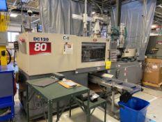 Nissei DC120, 120 Ton 2-Shot Injection Molding Machine