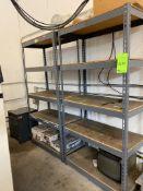 Lot of Qty. 2 Storage Shelves
