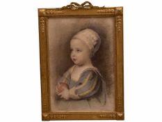 Canevari, Giovanni Battista (1789-1876) - Studie nach van Dyck - James von England