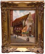 Delamare - Bratwurst-Glöcklein in Nürnberg