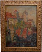 Heininger, Paul (1897-1973) - Kaiserburg zu Nürnberg 1929