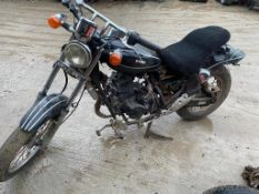 MUSCOVY PETROL MOTORBIKE, DELIVERY ANYWHERE UK £150 UNTESTED *NO VAT*