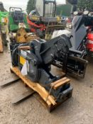 BRAND NEW AND UNUSED MUSTANG ROTATING PULVERIZER RK05, SUITABLE FOR EXCAVATOR *PLUS VAT*
