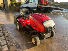 LAWNFLITE 604 RIDE ON MOWER, RUNS, DRIVES AND CUTS, CLEAN MACHINE *NO VAT*