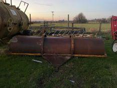 13FT TOW BEHIND GRASS ROLLER *PLUS VAT*