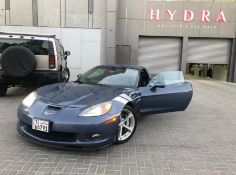 2013 Corvette C6 grandsport Anniversary edition 38,000 Km In uk ready to go WITH NOVA *PLUS VAT*