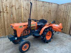 Kubota B7001E Compact tractor & Rotavator *PLUS VAT*