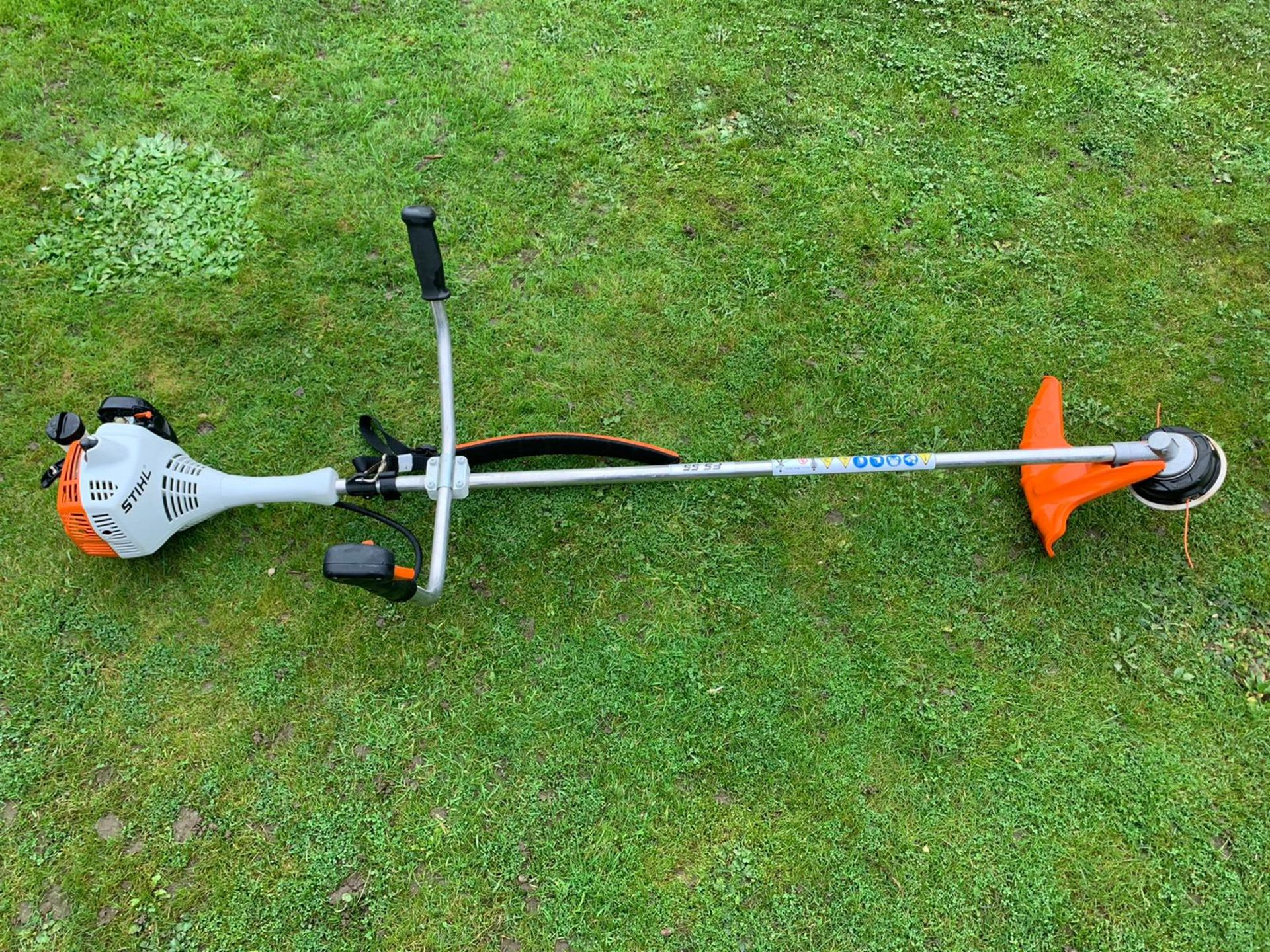 Brand New And Unused, Stihl FS55 Strimmer With Bike Handle, C/W Manual *NO VAT* - Image 3 of 4