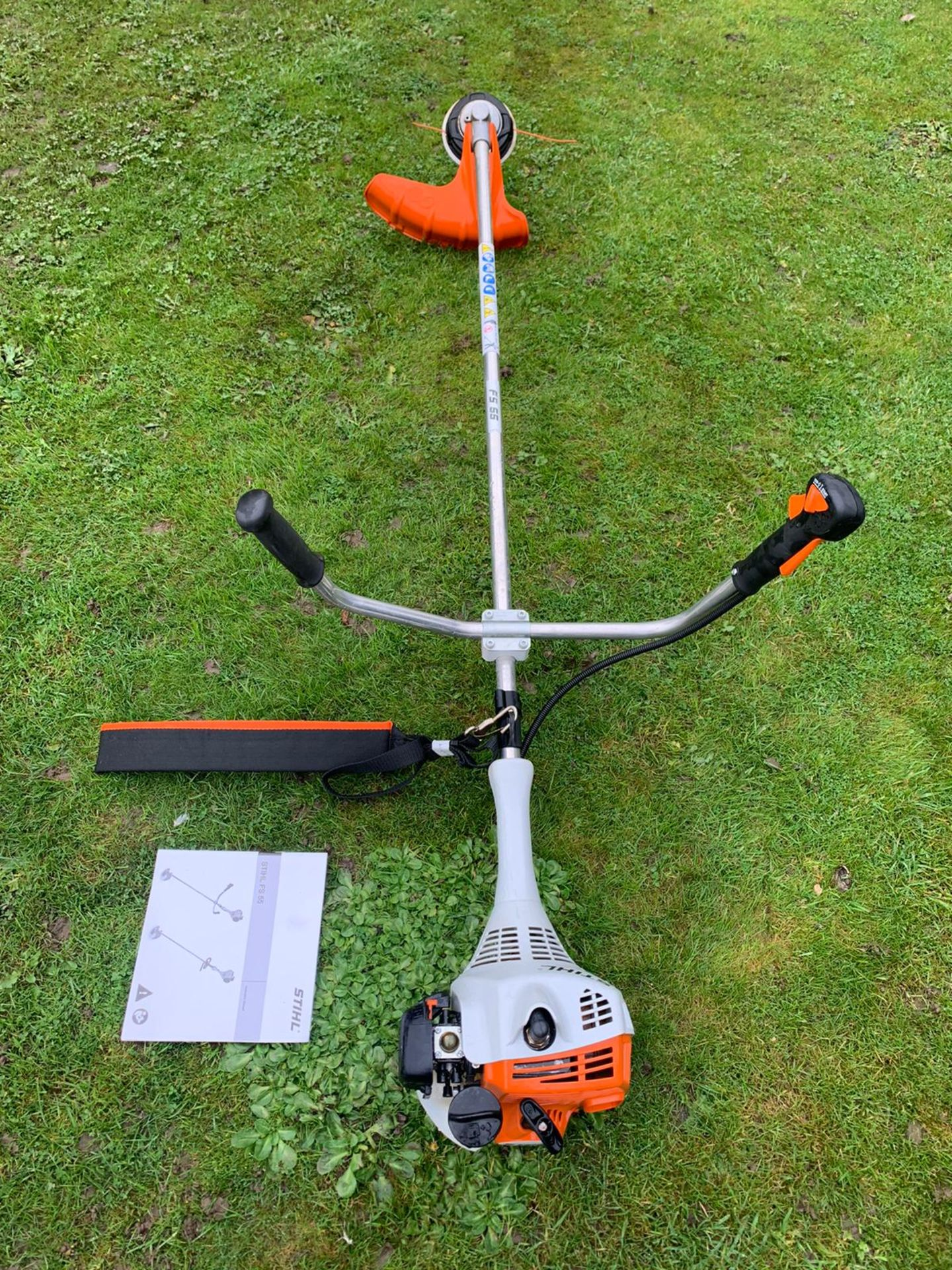 Brand New And Unused, Stihl FS55 Strimmer With Bike Handle, C/W Manual *NO VAT* - Image 2 of 4