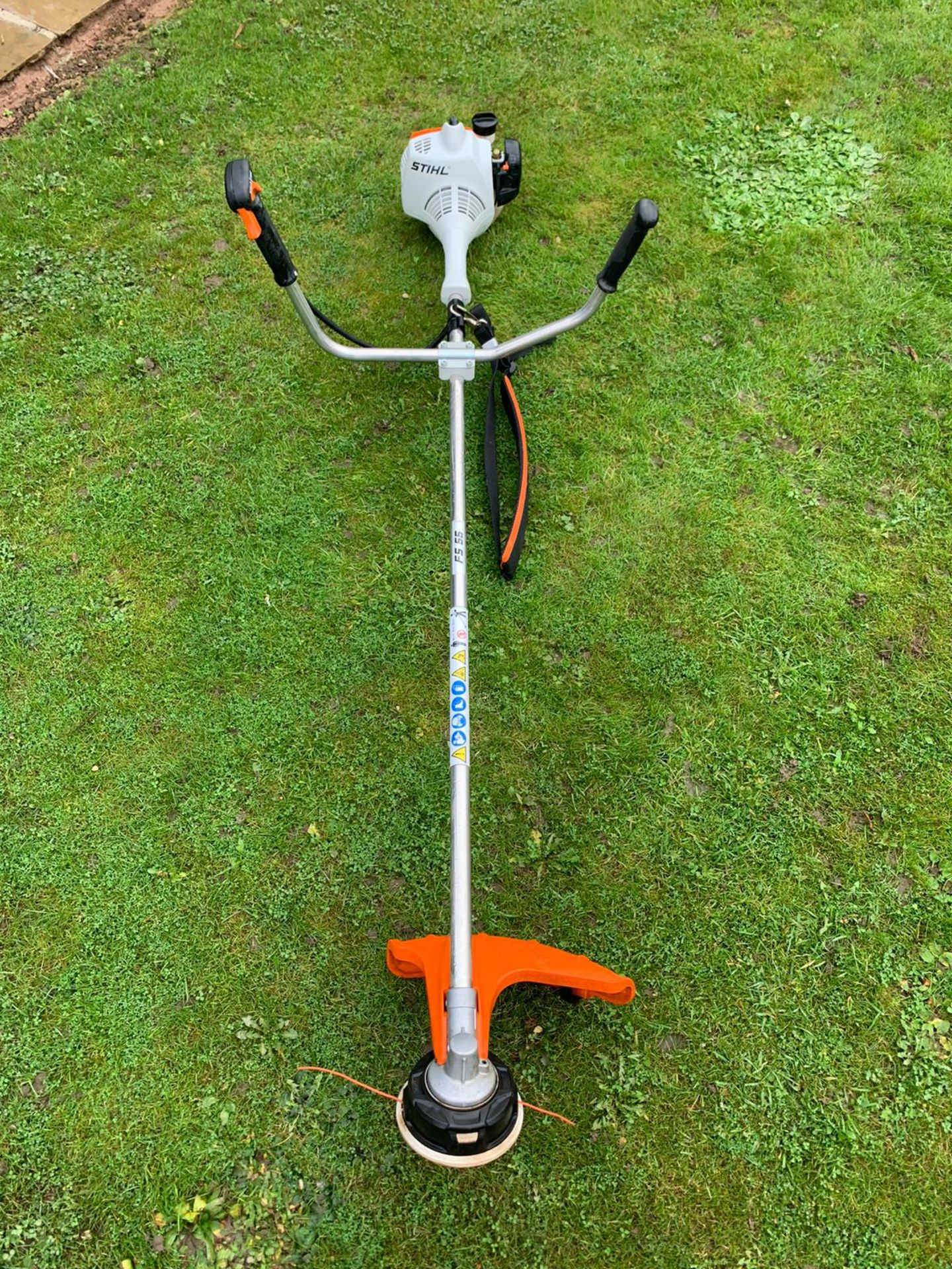 Brand New And Unused, Stihl FS55 Strimmer With Bike Handle, C/W Manual *NO VAT* - Image 4 of 4