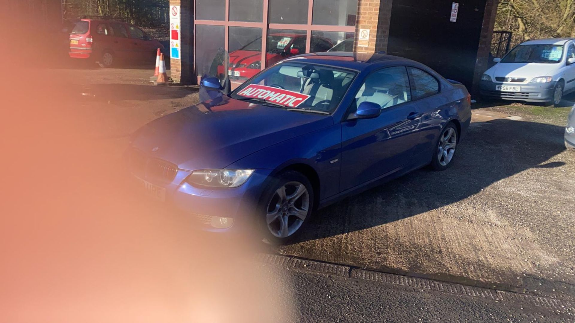 2010/60 REG BMW 320D SE AUTOMATIC 2.0 DIESEL BLUE COUPE 180 BHP *NO VAT* - Image 6 of 10