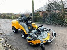 STIGA TITAN 26H RIDE ON LAWN MOWER, RUNS, DRIVES AND MOWS, FULL HYDRAULIC DECK, 650 HOURS *PLUS VAT*