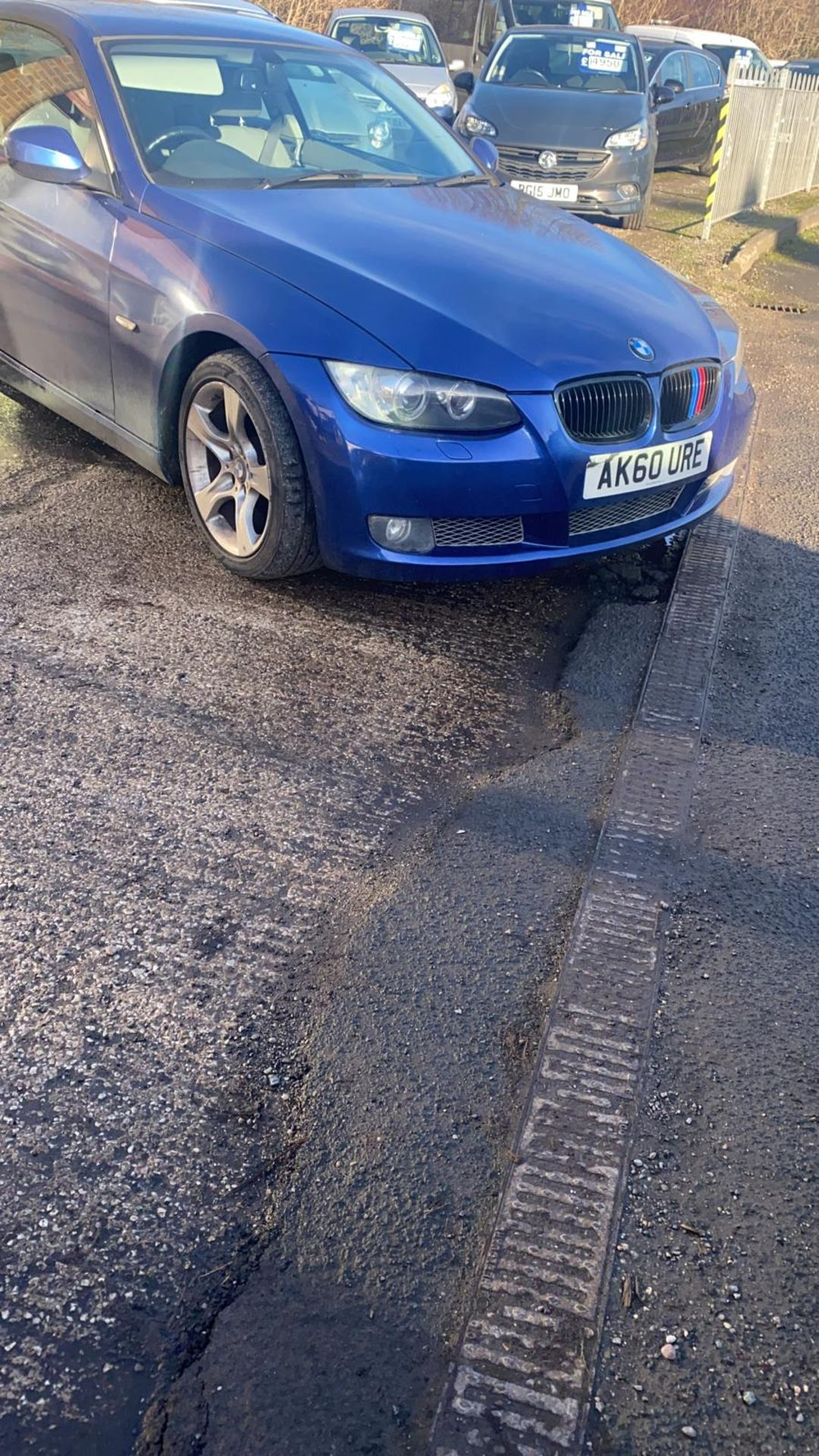 2010/60 REG BMW 320D SE AUTOMATIC 2.0 DIESEL BLUE COUPE 180 BHP *NO VAT* - Image 4 of 10