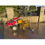 2015 HONDA F720 WITH BLEC SR3H STONE RAKE, RUNS, DRIVES AND WORKS *PLUS VAT*