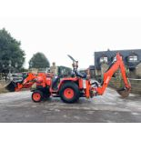 2012 KUBOTA STV40 LOADER TRACTOR 641 HOURS FROM NEW 40HP COMES WITH FRONT LOADER AND REAR BACKO