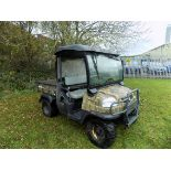 KUBOTA RTV 900, STARTS AND DRIVES, ELECTRICAL TIPPING BODY, NO LOG BOOK, CAMO, REG 2013 *PLUS VAT*