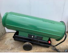 Diesel space heater delivery £120 anywhere uk *PLUS VAT*