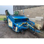 Wessex HTC18 Sweeper High Lift Collector