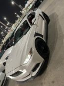 2016 MUSTANG 5.0 V8 45,000 KM WHITE WITH RED LEATHER - C/W NOVA - BE IN UK MID FEBRUARY *PLUS VAT*