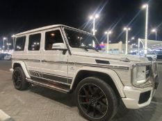 2014 - 64,000 miles Mercedes G63 amg *PLUS VAT*