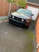 MUSTANG GT 4.6CC V8 2007, 48K MILES - NOT YET UK REG BUT WILL COME WITH NOVA CERTIFICATE *NO VAT*