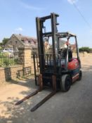 TOYOTA 20 FORKLIFT, RUNS, DRIVES AND LIFTS, CLEAN MACHINE *PLUS VAT*