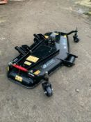 NEW AND UNUSED PORT AGRIC OUTFRONT MOWER DECK *PLUS VAT*