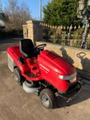 HONDA HF2417 RIDE ON MOWER, RUNS, DRIVES AND CUTS, CLEAN MACHINE, NEW SHAPE, LOW 61 HOURS *NO VAT*
