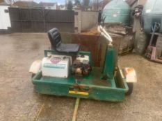 WOODS BAY GREENS IRON 3000 ROLLER, DELIVERY ANYWHERE UK £300 *PLUS VAT*
