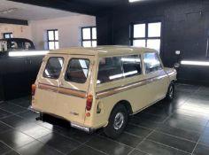 1973 MINI CLUBMAN ESTATE, 39,000 MILES, AFRICA IMPORT, PRISTINE CONDITION, FULLY ORIGINAL CAR NO VAT